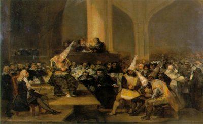 Zitting van de inquisitie