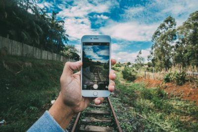 Zoeken en fotograferen