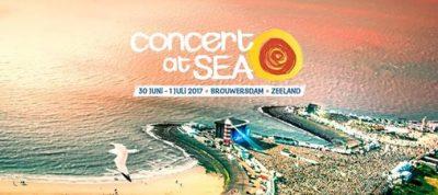 aankondiging Concert at Sea