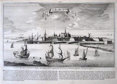 Brouwershaven omstreeks 1450