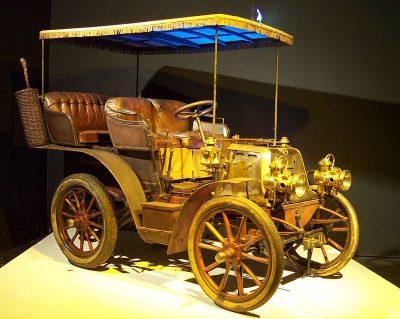 de Benz Velo uit 1894 - Foto Chris 73 Wikimedia Commons