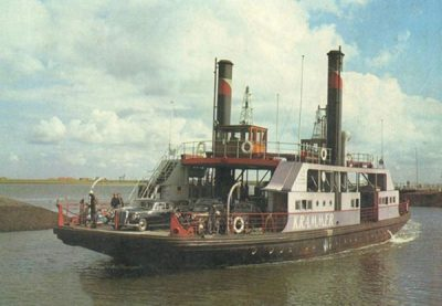 de Krammer, begin jaren 60