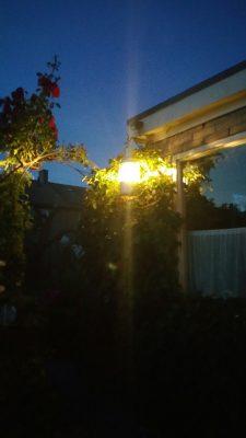 de 'Vanavondlamp'