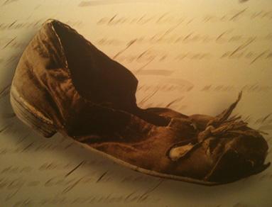 het bewuste schoentje