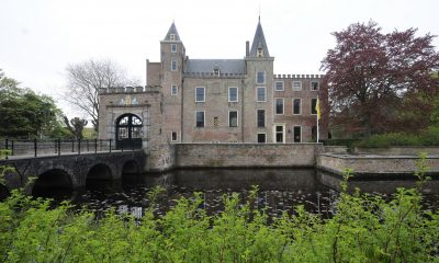 het huidige slot Haamstede