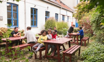 Jeugdherberg of hostel en groepsaccommodatie