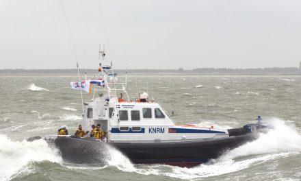 Hulpverlening bij calamiteiten op de Zeeuwse wateren