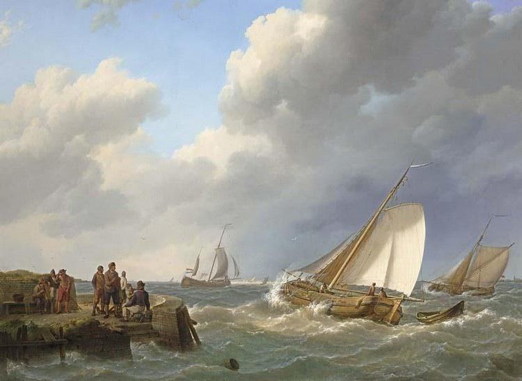 17 augustus – Johannes Hermanus Koekkoek