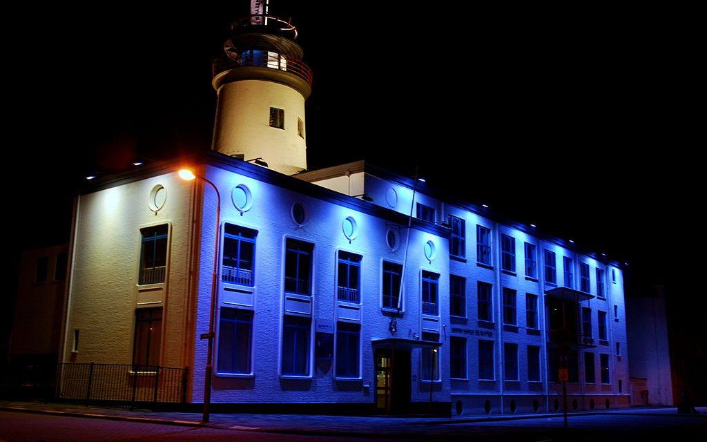 1 mei – Opening zeevaartschool Vlissingen