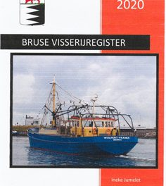 Bruse Visserijregister 2020 is uit