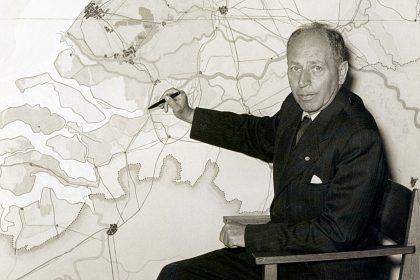 Johan van Veen – de vader van het Deltaplan.