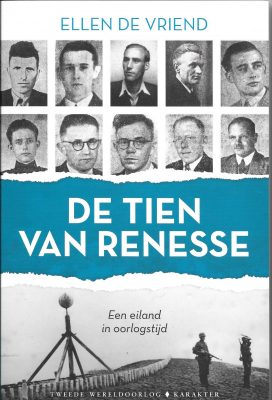 Omslag 'De Tien Van Renesse'
