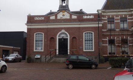 Roosevelt Informatie Centrum Oud-Vossemeer