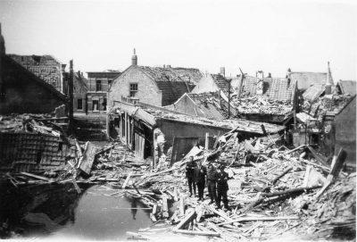 5 januari – Bombardement op Bruinisse