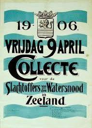 12 maart-  De watersnoodramp van 1906