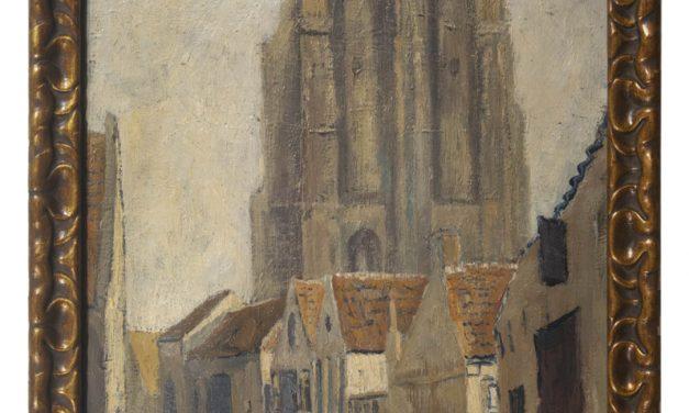 Tot en met 31 oktober – Stadhuismuseum Zierikzee – naar buiten met Breetvelt