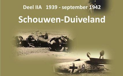 22 november – boekpresentatie 'Luchtoorlog boven Zeeland, Schouwen-Duiveland'.