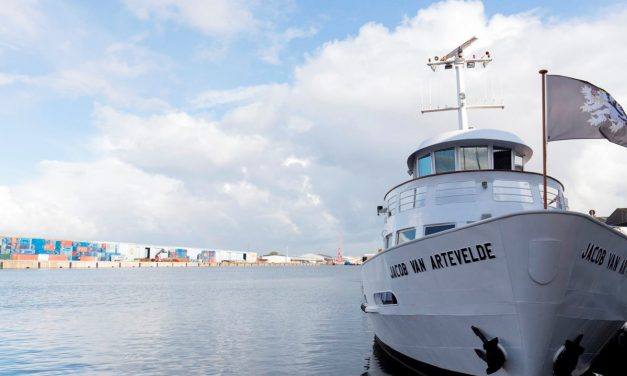 Vanaf 9 februari – gratis rondvaarten Gent-Terneuzen en Terneuzen-Gent