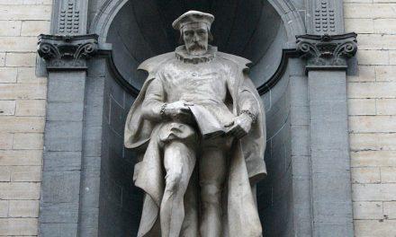 7 maart – Filips van Marnix van Sint Aldegonde, heer van West-Souburg