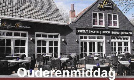 15 mei – Ouderenmiddag in de Graaf van Haamstede.