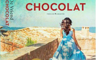 20 april – Boekpresentatie 'Pain au chocolat'