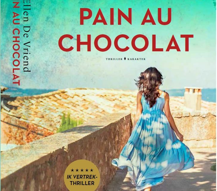 20 april – Boekpresentatie 'Pain au chocolat'