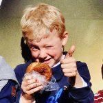 Een onvergetelijk kinderfeest in Brusea