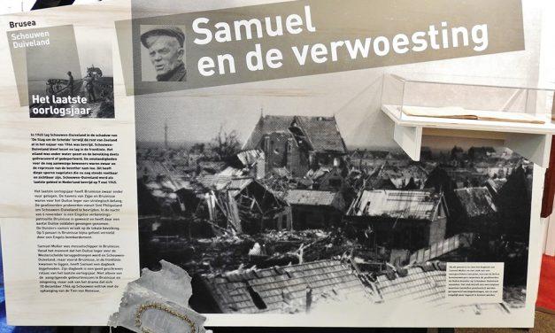 Het Laatste Oorlogsjaar in Bruinisse