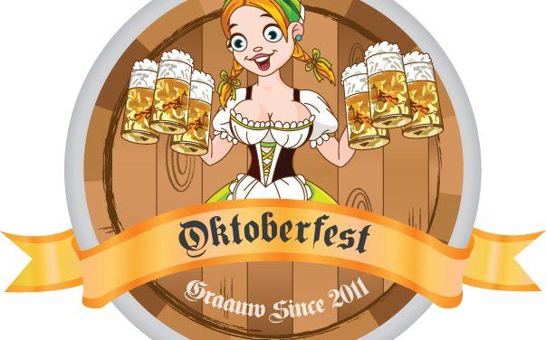 18 en 19 oktober – GraauwRock Oktoberfest en Herfstparty XXL
