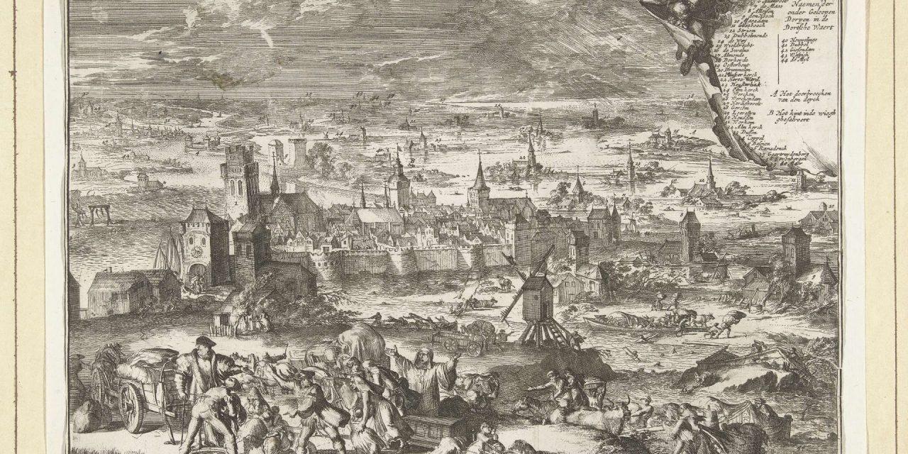 19 november – de Sint-Elisabethsvloeden