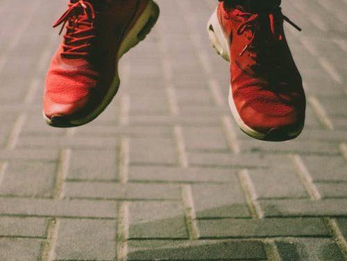 Workout van het jaar: touwtje springen