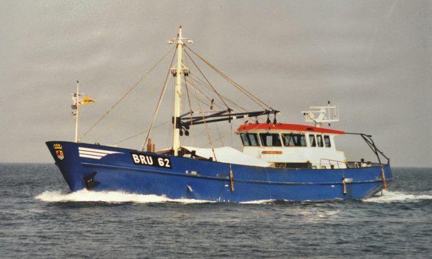 Alles over de Bruse vissersvloot