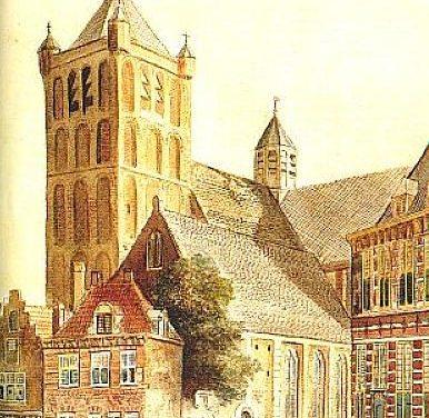 10 april – Middelburg krijgt stadsrechten.