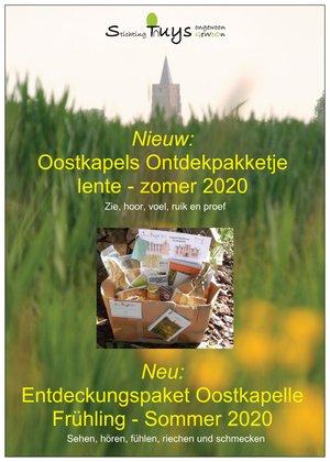 Oostkapels Ontdekpakketje lente-zomer 2020