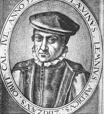 20 mei -Levinus Lemnius