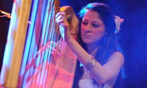 18 juli – Avontuurlijk harpconcert Oude Stadhuis Tholen