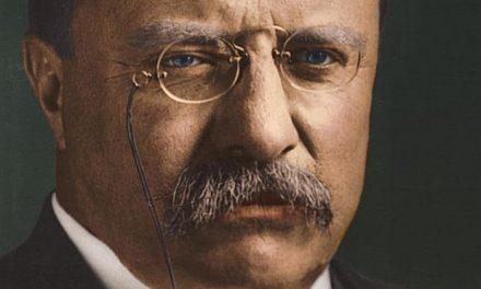 27 oktober – Theodore (Teddy) Roosevelt