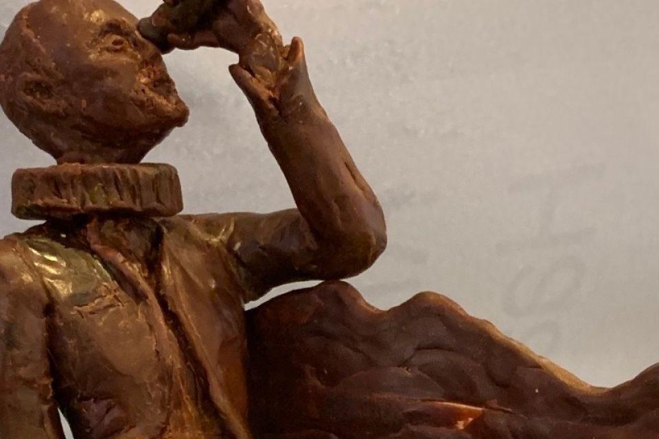Standbeeld voor Johannus Lipperhey