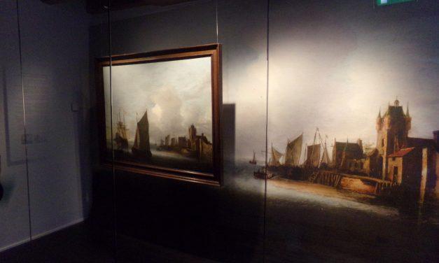 Hendrik van Anthonissen lift met de Zierikzee naar Zierikzee