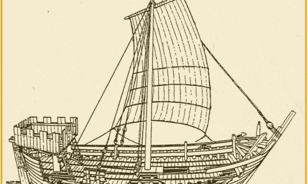 Veere, bakermat van de koninklijke marine