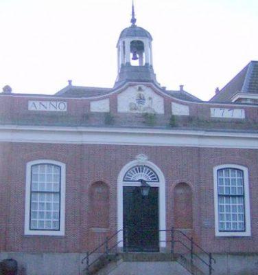 Het voormalige ambachtsherenhuis
